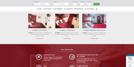 InHotel site web image - Nicolas Gillium